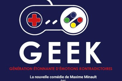 Geek à Bordeaux