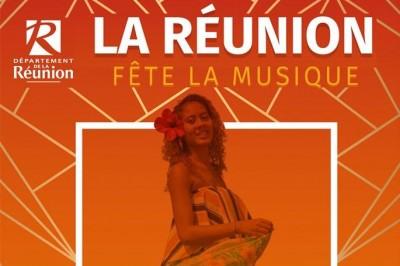 La Réunion fête la musique à Paris 1er