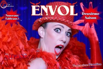 Revue cabaret music-hall
