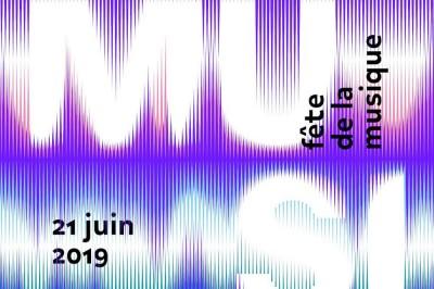 Fête de la musique à Roche la Moliere 2019