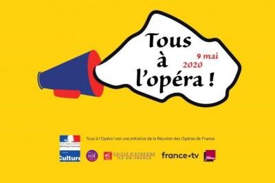 Tous à l'Opéra ! à Clermont Ferrand