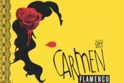 Carmen Flamenco Festival D'avignon Off 2019 à Avignon