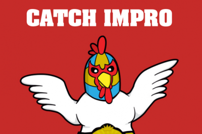 Catch Impro à Grenoble