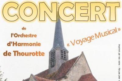 Voyage musical à Saint Leger aux Bois