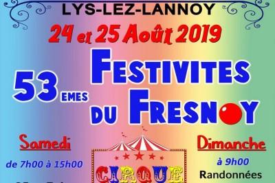 53èmes Festivités du fresnoy à Lys Lez Lannoy