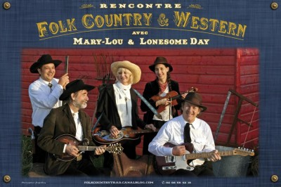Folk, country et western swing à Guilvinec