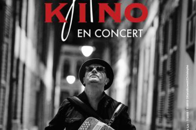 Jef Kino En concert à Tourcoing