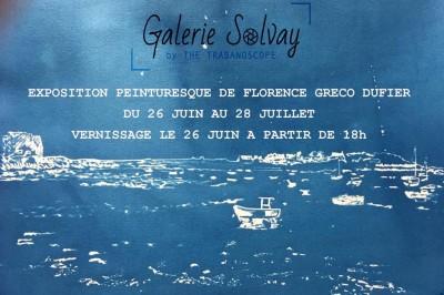 Exposition Peinturesque à Paris 6ème
