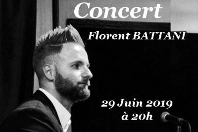 Concert Florent Battani à Grenoble