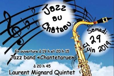 Jazz au Château à Le Chatelet en Brie