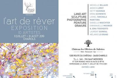 L'Art de Rêver 2019 à Charols