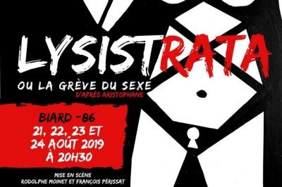 Lysistrata Ou La Grève Du Sexe à Biard