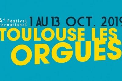 Festival international Toulouse les Orgues 2019