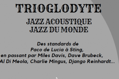Concert TRIOGLODYTE à Grenoble