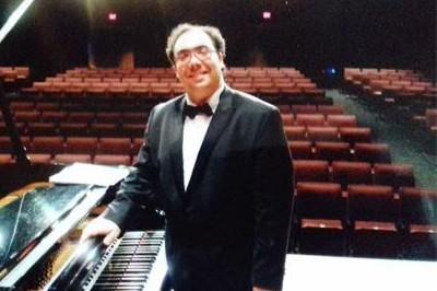 Concerts du pianiste Jean Dubé à Sainte Pexine