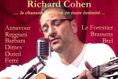 La chanson française en toute intimité... à Paris 11ème