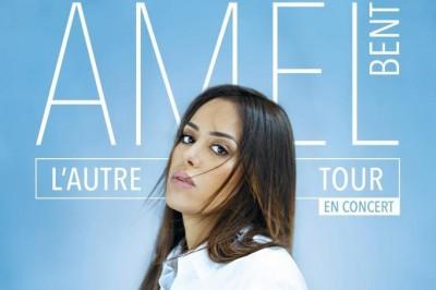 Amel Bent à Saint Martin Boulogne