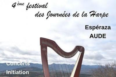 Festival des journées de la harpe à Espéraza 2020