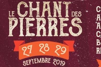 Festival Le Chant des Pierres 2019