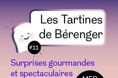 Les Tartines de Bérenger #11 à Villeneuve les Maguelone