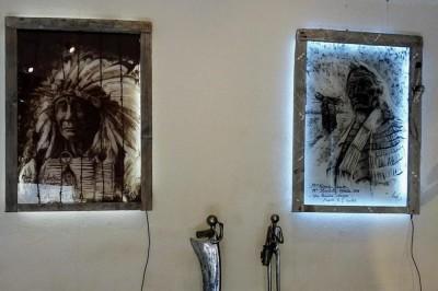 Les dernières créations de Franck LAMI à Seguret