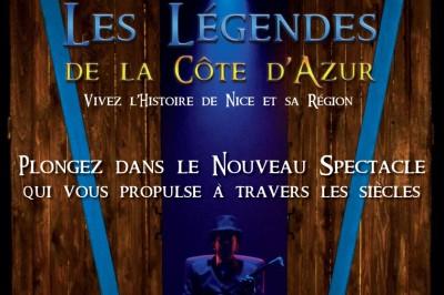 Les Légendes de la Côte d'Azur à Nice
