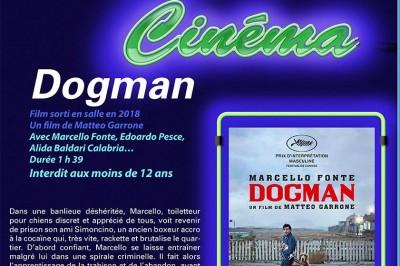 Cinéma : Dogman à Rantigny