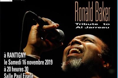 Jazz À Rantigny - 11ème Rendez-vous - Ronald Baker : Tribute To Al Jarreau