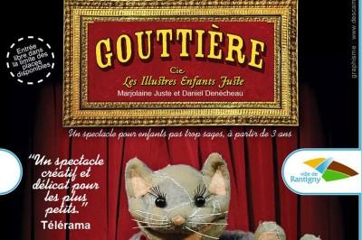 Les Illustres Enfants «Juste» : «Gouttière» à Rantigny