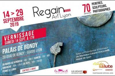 REGAIN ART'LYON 2019 à Lyon