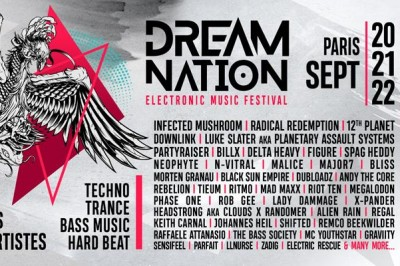 Dream Nation 2019 - Main Event à Aubervilliers