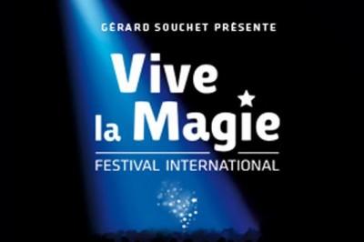 Fest. International Vive La Magie à Angers