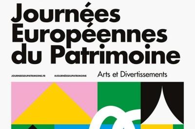 Journées du patrimoine Vouneuil sur Vienne 2019