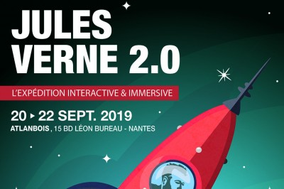 Jules Verne 2.0, l'expédition interactive et immersive à Nantes