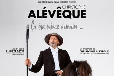 Christophe Aleveque Dans à Lille