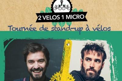 2 vélos 1 micro à Valence
