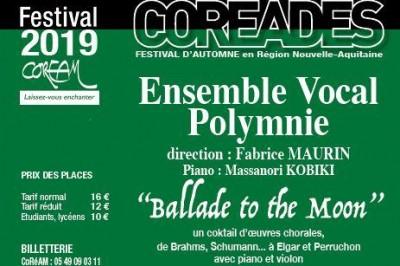 Coréades Ensemble vocal Polymnie à Mauze sur le Mignon