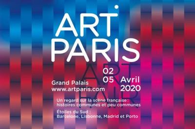 Art Paris 2020 à Paris 8ème