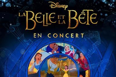 La Belle et la Bête en ciné-concert à Nancy