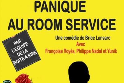 Panique au room service à Perpignan