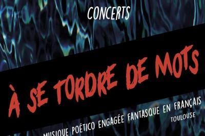 A Se Todre De Mots ! La Vouivre, X-or, Youpi Et Kenozen à Toulouse