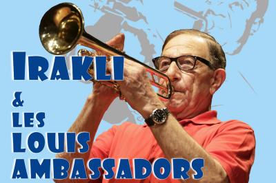 Irakli et les Louis Ambassadors à Orléans
