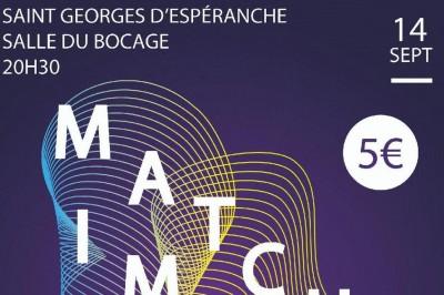 Match D'improvisation à Saint Georges d'Esperanche