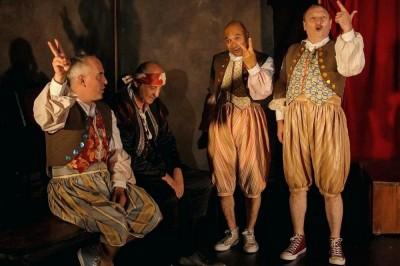 Le dernier songe de Shakespeare à Fougeres sur Bievre