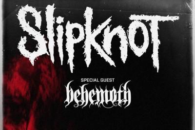 Slipknot à Paris 12ème
