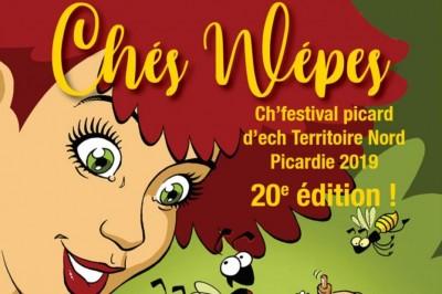 Chés Wèpes, ch'festival picard d'ech territoire Nord-Picardie 2019