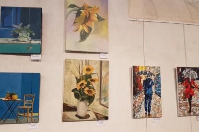 Exposition de Peinture à Sainte Luce sur Loire