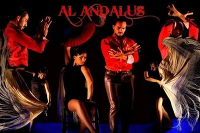 Al Andalus Flamenco Nuevo à Lyon
