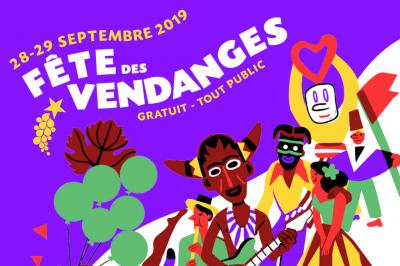 Fête des vendanges de Bagneux 2019
