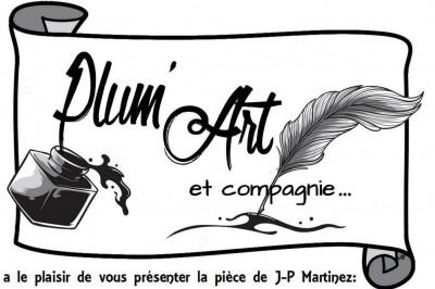 La Troupe Plum'Art et compagnie sur les planches à Abilly